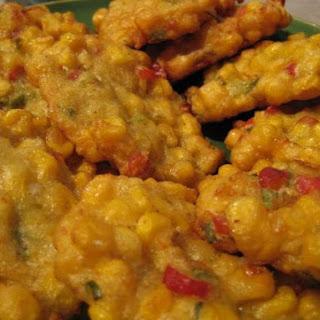 Corn Fritter ( perkedel jagung).