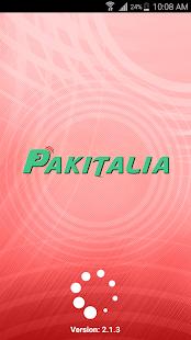Pakitalia - náhled