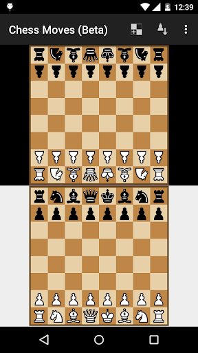 Chess Moves - 2 players Beta