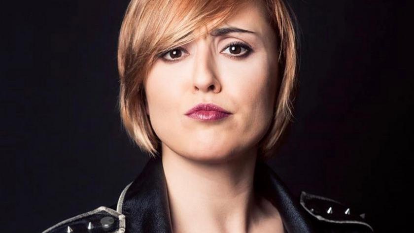 Nadia Torrijos protagoniza la serie 'Palabra de diva'.