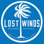 Logo for Lost Winds Brewing Company