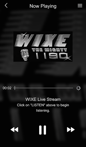 OLD - WIXE The Mighty 1190 AM