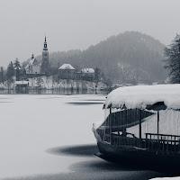 Winter in Bled di SG67
