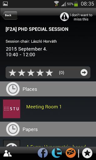 免費下載旅遊APP|IEEE Hungary EVENT@HAND app開箱文|APP開箱王
