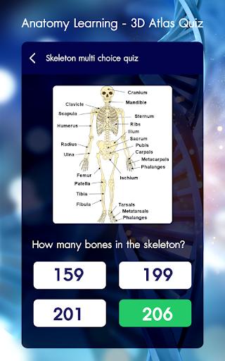 Anatomy Learning - 3D Atlas Quiz APK download   APKPure.co