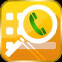 電話帳ナビ-電話番号検索と着信拒否で電話のセキュリティを強化 icon