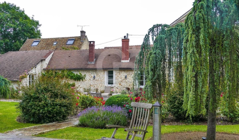 Maison avec jardin Montfort-l'Amaury