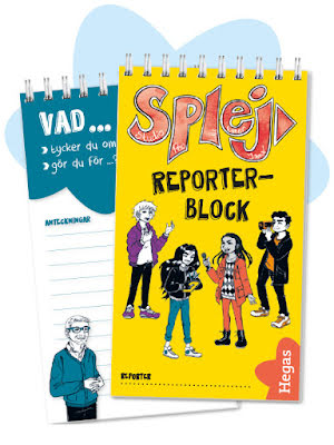 SPLEJ - Reporterblock