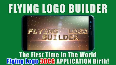 FLYING LOGO BUILDER - screenshot thumbnail 01