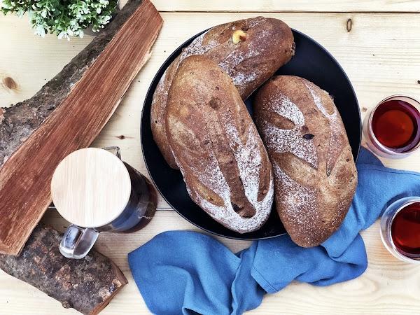 魚光窯烤 日月潭柴燒手作麵包