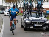 Na val in de Ronde van Polen loopt het nu ook mis op skilatten voor Eduard Prades