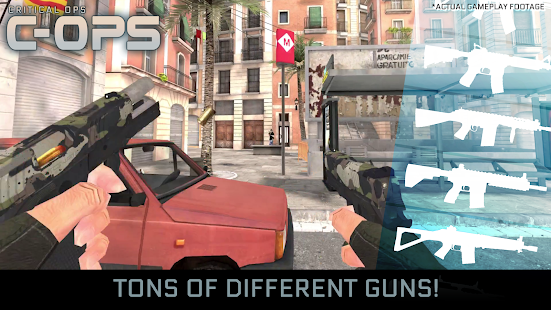 Critical Ops Android apk