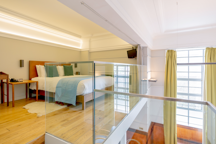 2 bedroom apartment at Town Hall Hotel & Apartments