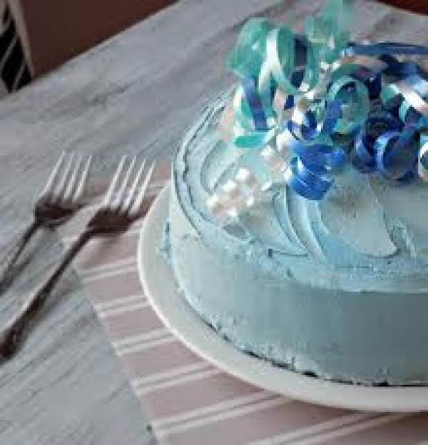Blue Moon Cake Recipe