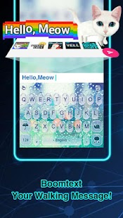 TouchPal ABC Keyboard: Cool Themes, GIFs and Fonts- screenshot thumbnail