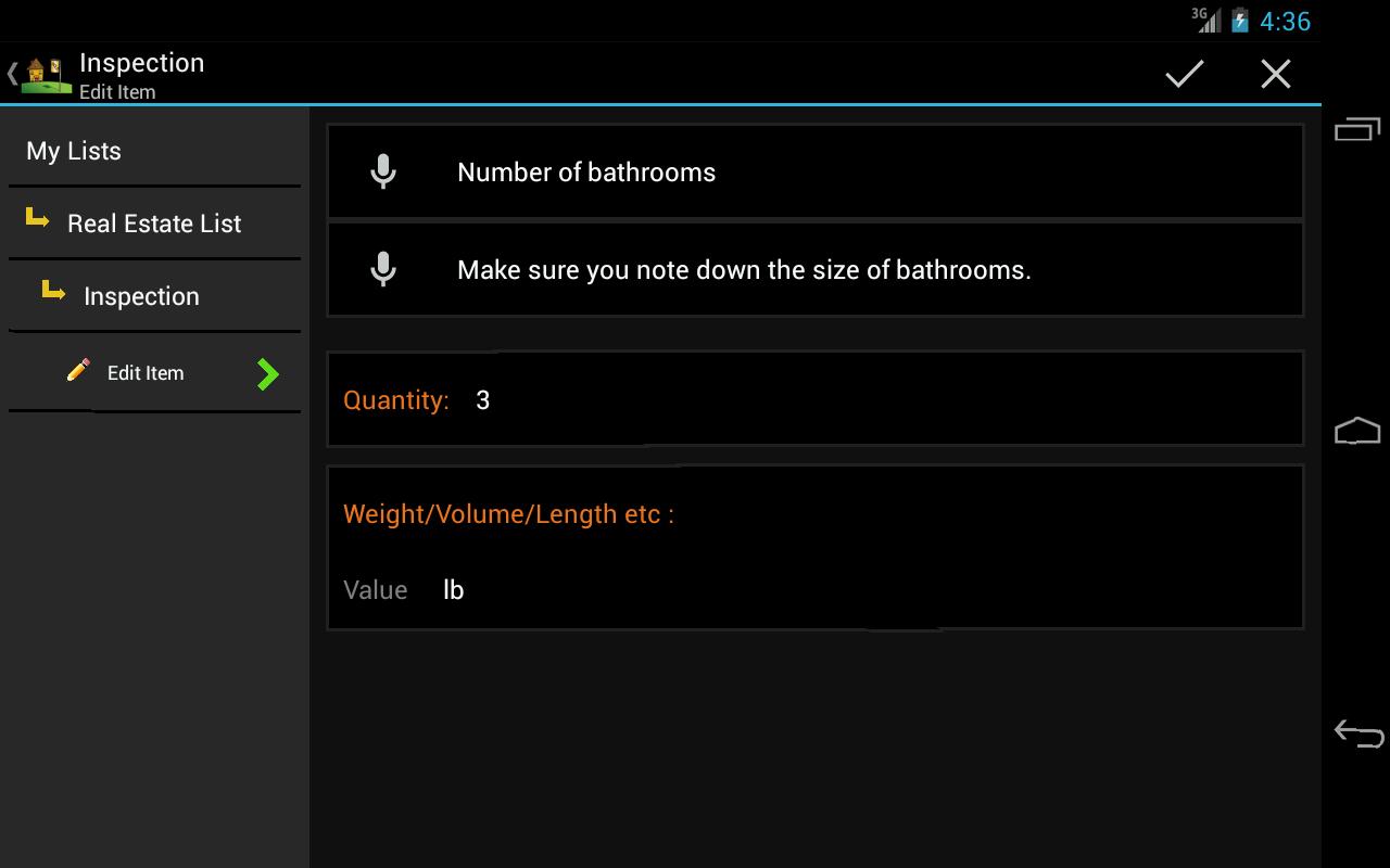 Real Estate Planner - screenshot