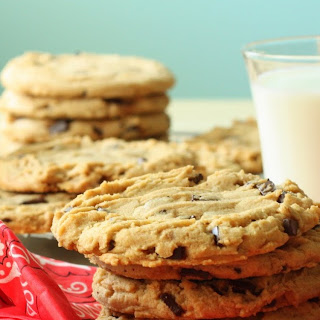 Best Egg-Free Chocolate Chip Cookie EVER...really