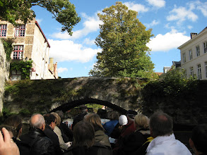 Photo: The oldest bridge in the city, dating to the 1300s.