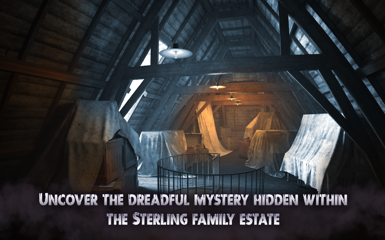 Haunted Manor 2 – The Horror behind the Mystery- screenshot