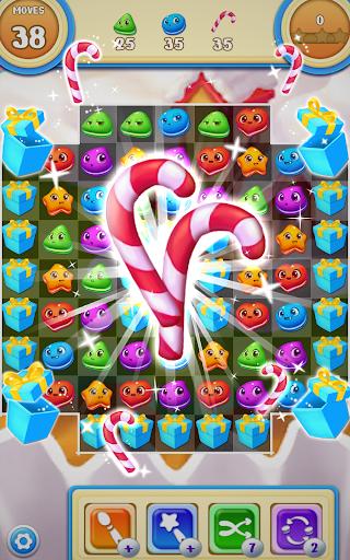 Macaron Pop : Sweet Match3 Puzzle android2mod screenshots 18