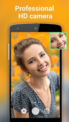 HD Camera Pro & Selfie Camera 1.3.0 screenshots 1