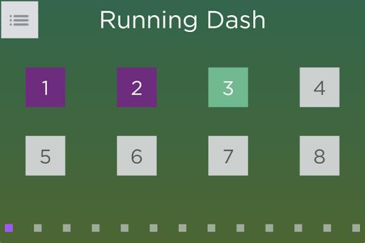 Running Dash