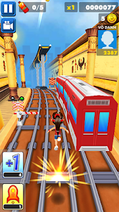 Subway & Bus Rush: Endless Run - náhled