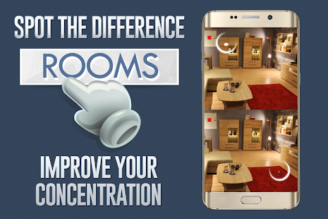 Spot The Difference: Rooms - náhled