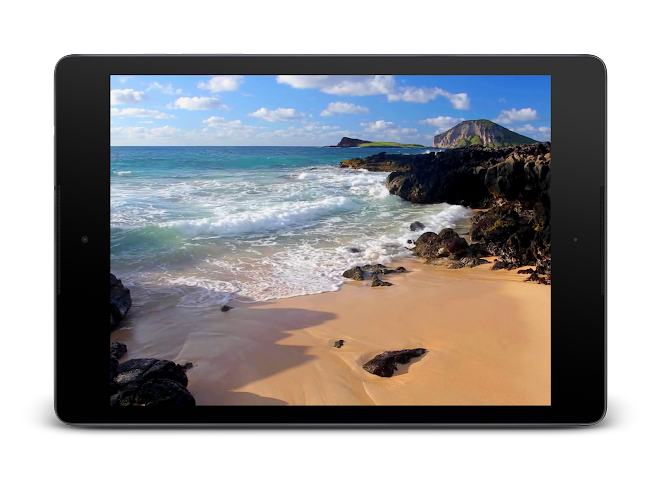 android Relax Video Live Wallpaper Screenshot 9