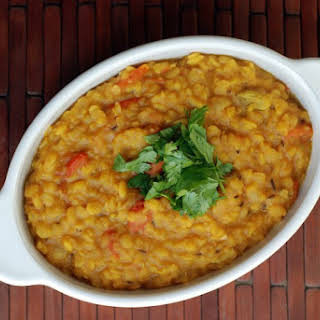 Nepalese Toor Dal Curry.
