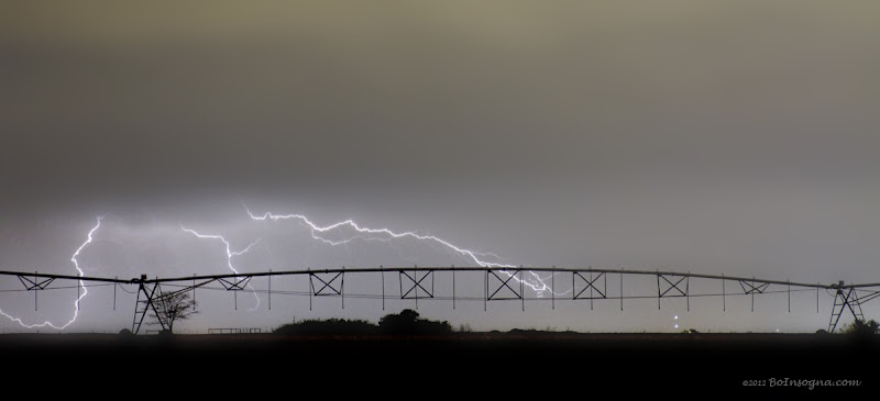 Photo: Last Night Thunderstorm NE Boulder County Colorado - My first lightning shot of the season. Not what I was looking for. Miss a couple good ones. Hoping to get a few good nights in this season. #Photography #Lightning #nature #InsognaGallery #TheLightningMan   Larger Image: http://www.jamesinsogna.com/Weather/Lightning-Thunderstorm-Weather/14366845_bh2M7r#!i=1815929886&k=6Tb29xP&lb=1&s=XL