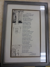 """Photo: Marjorie White's Poem """"A Tree Lives"""" - written by the 6th grader in 1976... Marjie is 52 now!"""