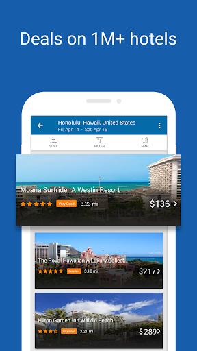 CheapOair: Cheap Flights, Cheap Hotels Booking App Screenshot