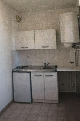 Location studio 26,38 m2