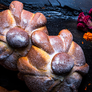 Day of the Dead Bread.