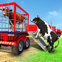 Farm Animals Cargo Transport icon