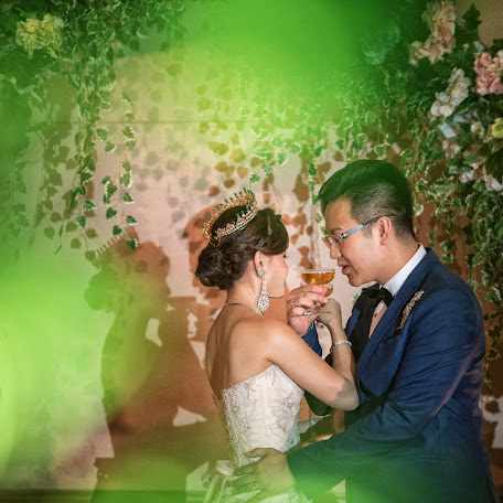 Wedding photographer Steven Yam (stevenyamphotog). Photo of 10.10.2017