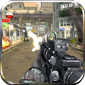 SWAT Assassin Shooter icon