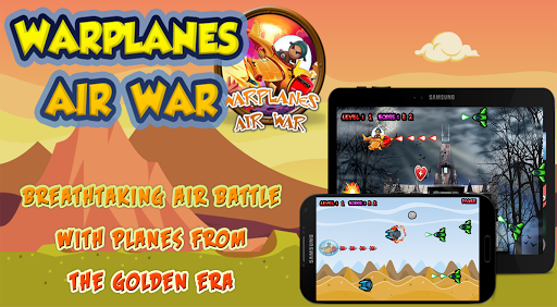 Warplanes Air WAR GAME