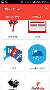 news trendz .. - náhled