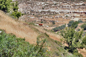 Photo: Looking down in the valley of fam. Nassar