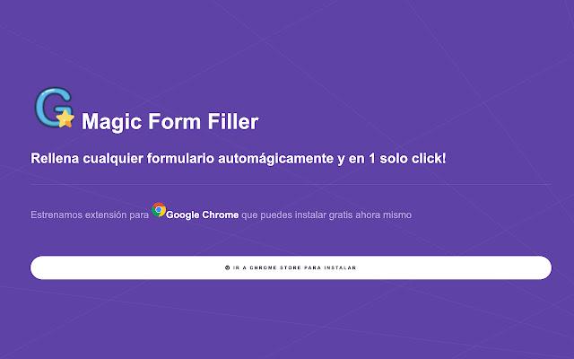 Generadordni.es Magic Form Filler