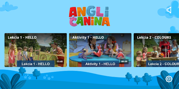 Angličanina Screenshot