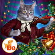 Hidden Object - The Christmas Spirit: Mother Goose