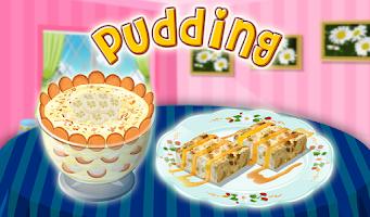 Screenshot of Pudding Cooking