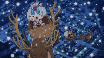 「クリスマスにも妖怪がいっぱい!」「今年のサンタはコマサンタ」「妖怪サンタク老師」