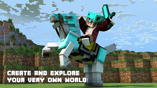 World of Minecraft screenshot 1