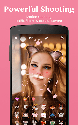 VideoShow Video Editor, Video Maker, Beauty Camera  screenshots 2