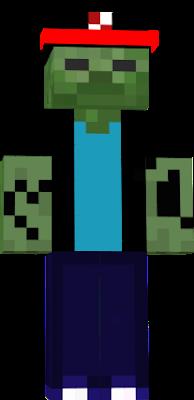zombie rapero modificadao