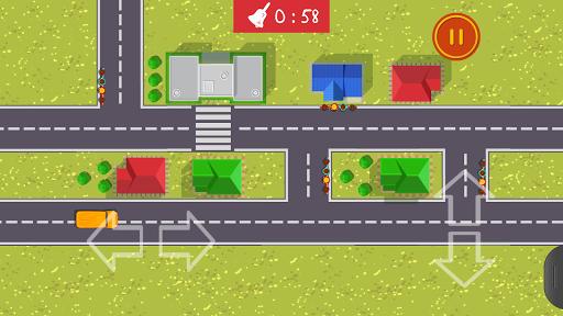 校车之旅-有趣的道路游戏